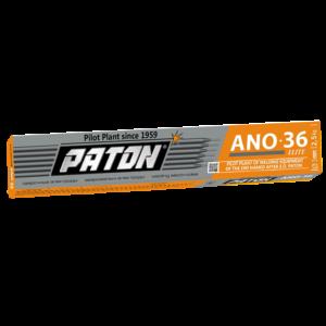 Schweißelektroden PATON ANO 36 ELITE 6013 Rutil-Zellulose